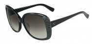 Valentino V618S Sunglasses Sunglasses - 001 Black