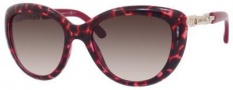 Jimmy Choo Wigmore/S Sunglasses Sunglasses - Havana Pink