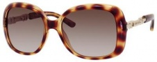 Jimmy Choo Wiley/S Sunglasses Sunglasses - Havana