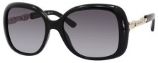 Jimmy Choo Wiley/S Sunglasses Sunglasses - Shiny Black