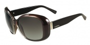 Valentino V621SR Sunglasses Sunglasses - 210 Brown