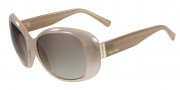 Valentino V621SR Sunglasses Sunglasses - 669 Gradient Poudre