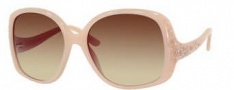 Jimmy Choo Zeta/S Sunglasses Sunglasses - Beige Opal