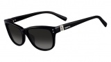 Valentino V627S Sunglasses Sunglasses - 001 Black