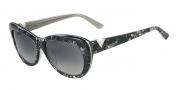 Valentino V628S Sunglasses Sunglasses - 049 Silver Pearl