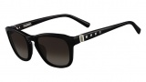 Valentino V631S Sunglasses Sunglasses - 001 Black