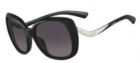 Valentino V633SR Sunglasses Sunglasses - 001 Black