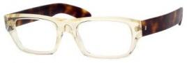 Yves Saint Laurent 2324 Eyeglasses Eyeglasses - Champagne Havana