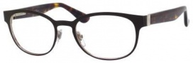 Yves Saint Laurent 2356 Eyeglasses Eyeglasses - Brown Gold / Dark Havana