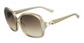 Valentino V640S Sunglasses Sunglasses - 278 Sand