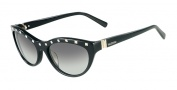 Valentino V641S Sunglasses Sunglasses - 001 Black