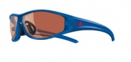 Adidas Little Evil Sunglasses Sunglasses - 6053 Blue / LST Active Silver