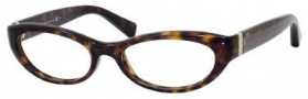 Yves Saint Laurent 6318 Eyeglasses Eyeglasses - Dark Havana