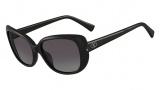 Valentino V644S Sunglasses Sunglasses - 001 Black