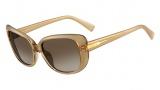 Valentino V644S Sunglasses Sunglasses - 264 Beige