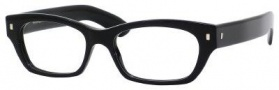 Yves Saint Laurent 6333 Eyeglasses Eyeglasses - Black