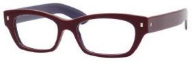 Yves Saint Laurent 6333 Eyeglasses Eyeglasses - Burgundy Violet