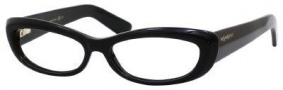 Yves Saint Laurent 6342 Eyeglasses Eyeglasses - Black