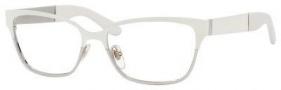 Yves Saint Laurent 6345 Eyeglasses Eyeglasses - Matte White