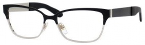 Yves Saint Laurent 6345 Eyeglasses Eyeglasses - Semi Matte Black