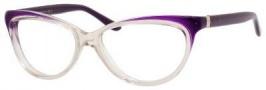 Yves Saint Laurent 6362 Eyeglasses Eyeglasses - Beige Plum