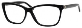 Yves Saint Laurent 6363 Eyeglasses Eyeglasses - Black