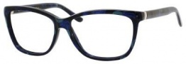 Yves Saint Laurent 6363 Eyeglasses Eyeglasses - Blue