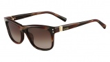 Valentino V653S Sunglasses Sunglasses - 620 Striped Bordeaux