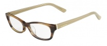 Valentino V2618 Eyeglasses Eyeglasses - 236 Striped Brown