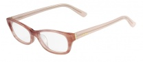 Valentino V2618 Eyeglasses Eyeglasses - 601 Striped Rose