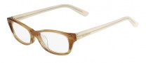 Valentino V2618 Eyeglasses Eyeglasses - 772 Striped Honey