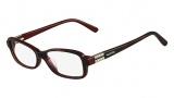 Valentino V2623 Eyeglasses Eyeglasses - 231 Havana / Bordeaux