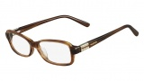 Valentino V2623 Eyeglasses Eyeglasses - 236 Striped Brown