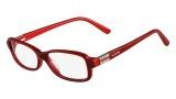Valentino V2623 Eyeglasses Eyeglasses - 603 Bordeaux