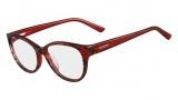 Valentino V2630 Eyeglasses Eyeglasses - 613 Red