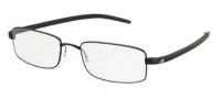 Adidas A688 Eyeglasses Eyeglasses - 6054 Black