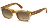 Tom Ford FT5276 Eyeglasses Eyeglasses - 041 Yellow