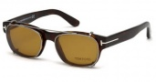Tom Ford FT5276 Eyeglasses Eyeglasses - 053 Blonde Havana