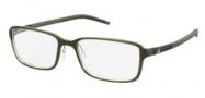 Adidas A690 Eyeglasses Eyeglasses - 6055 Shiny Olive
