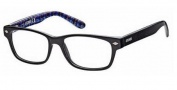 Just Cavalli JC0387 Eyeglasses Eyeglasses - 001 Shiny Black
