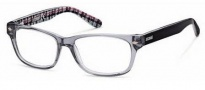 Just Cavalli JC0387 Eyeglasses Eyeglasses - 020 Grey