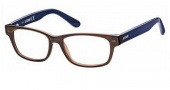 Just Cavalli JC0387 Eyeglasses Eyeglasses - 048 Shiny Dark Brown