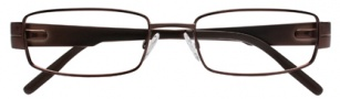 BCBG Max Azria Aldo Eyeglasses Eyeglasses - BRO Brown