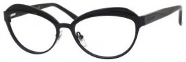 Yves Saint Laurent 6371 Eyeglasses Eyeglasses - Semi Matte Black