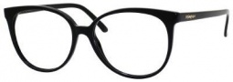 Yves Saint Laurent 6372 Eyeglasses Eyeglasses - Black