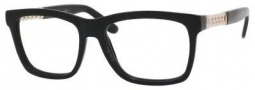 Yves Saint Laurent 6382 Eyeglasses Eyeglasses - Black