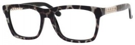 Yves Saint Laurent 6382 Eyeglasses Eyeglasses - Black Panther