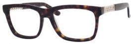 Yves Saint Laurent 6382 Eyeglasses Eyeglasses - Dark Havana
