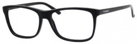 Yves Saint Laurent 6384 Eyeglasses Eyeglasses - Black