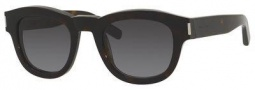 Yves Saint Laurent Bold 2/S Sunglasses Sunglasses - Dark Havana
